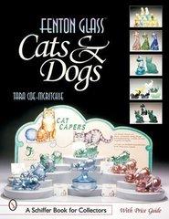 Fenton Glass Cats & Dogs