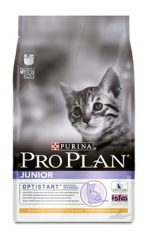 Pro Plan Junior  - для котят с курицей и рисом