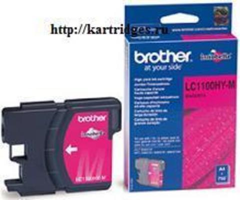 Картридж Brother LC1100HYM