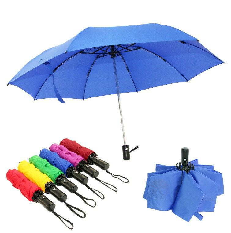 Зонт складной Mini Multipli, цвет желтый фото