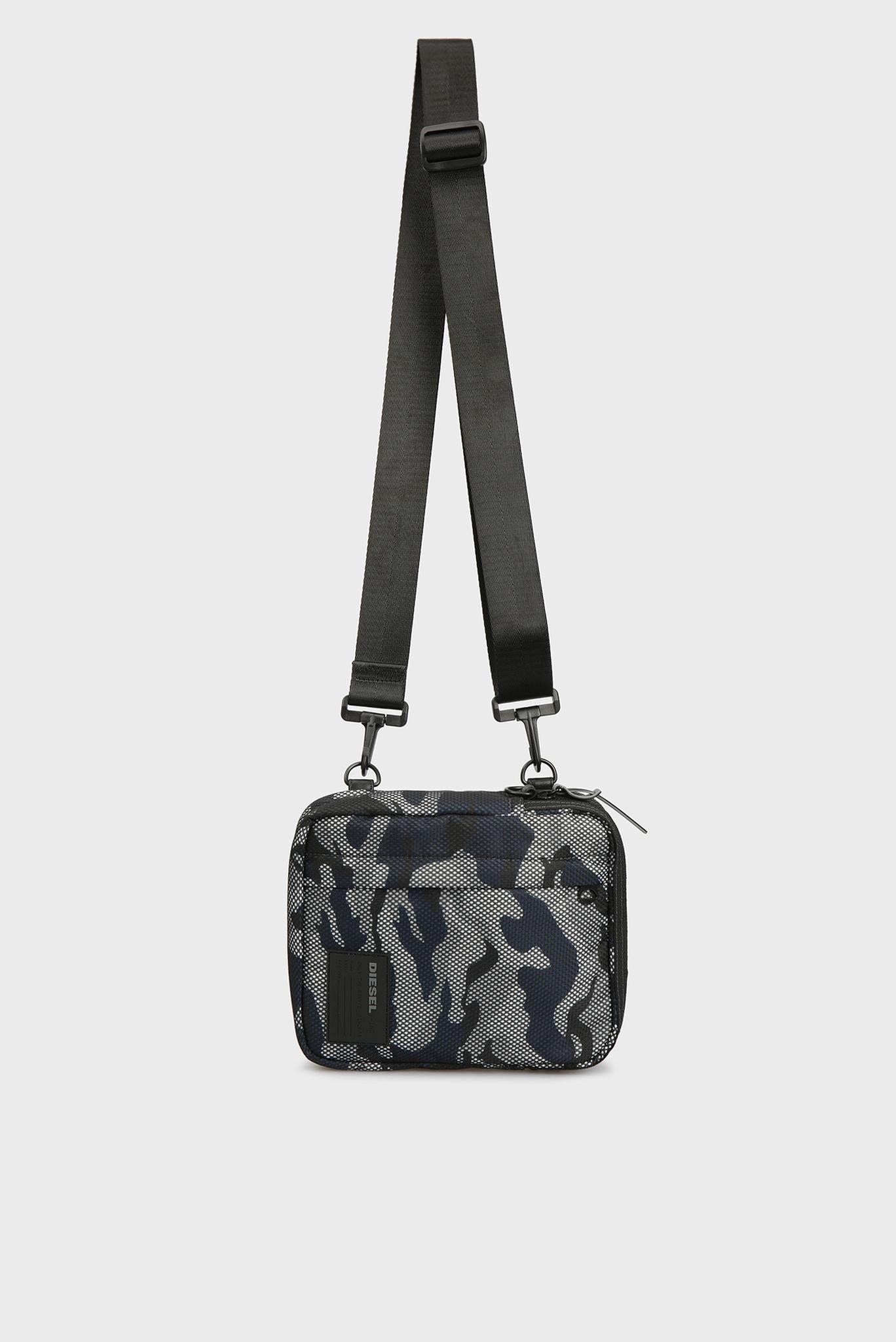 Мужская сумка через плечо ODERZO Diesel
