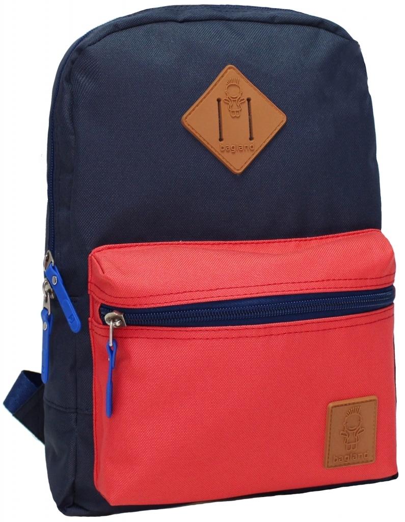 Детские рюкзаки Рюкзак Bagland Молодежный mini 8 л. Синий/красный (0050866) 4ece9275b9d42ce752f8cf90a1f713f8.JPG