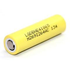 Аккумуляторы 18650 LG 2500mah INR18650-HE4 (20A)