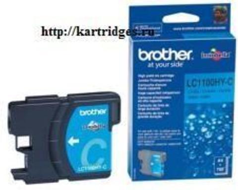 Картридж Brother LC1100HYC