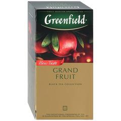 """Чай чёрный """"Greenfield"""" Grand Fruit 25*1,5г"""