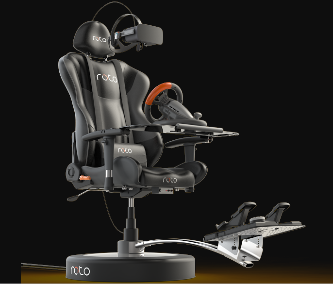 Виртуальное кресло Roto VR
