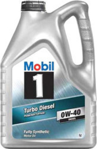 MOBIL Mobil 1 Turbo Diesel 0W40 4L