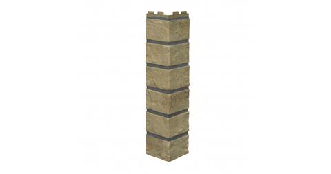 Угол наружный Vox Solid Brick Exeter кирпич песочный