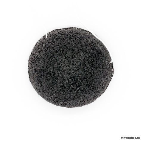 Спонж Конняку, черный