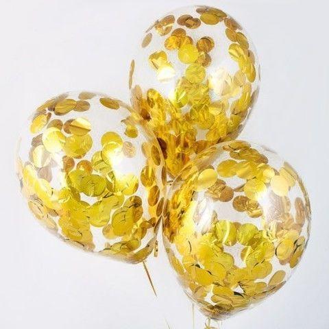 Шары с конфетти Воздушный шар с золотым конфетти внутри золотое_конф.jpg