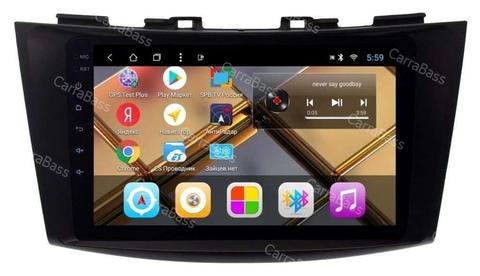 Магнитола для Suzuki Swift (2011-2016) Android 8.1 модель CB3176T8