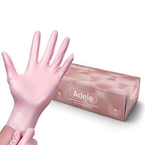 Перчатки нитриловые Adele