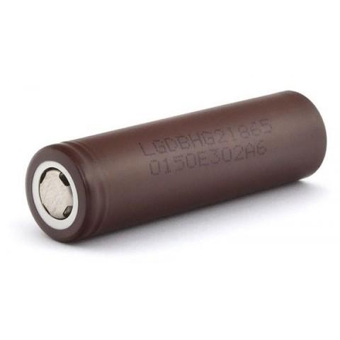 Аккумуляторы 18650 LG 3000mah INR18650-HG2 (20A) высокотоковый
