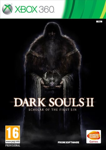 Xbox 360 Dark Souls II: Scholar of The First Sin (русские субтитры)