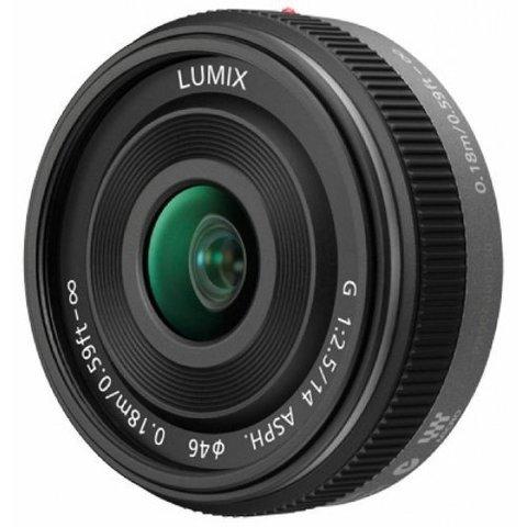 Panasonic Lumix G 20mm f/1.7 G ASPH (H-H020AE-K)