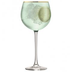Набор из 2 круглых бокалов Sorbet 525 мл, зелёный, фото 3