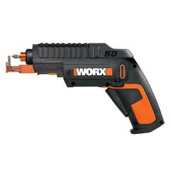 Отвертка аккумуляторная WORX WX255 SD Slide Driver, 4В, ЗУ, набор бит (6 шт)
