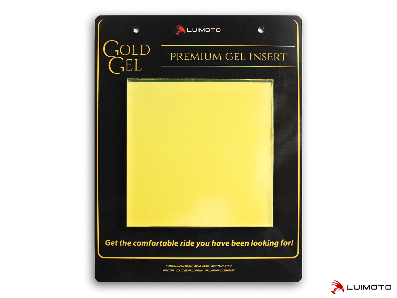 Gold Gel Silent Salesman