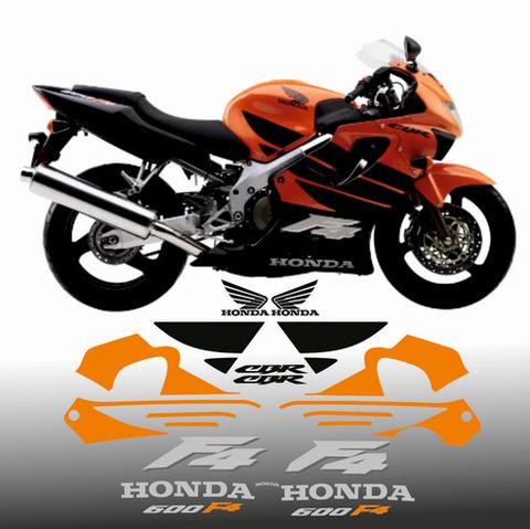 Набор наклеек HONDA CBR 600 F4 2000