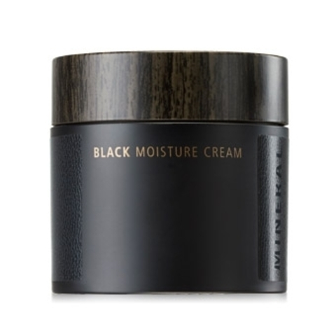 THE SAEM Homme Black Крем для лица (New) Mineral Homme Black Cream 50мл