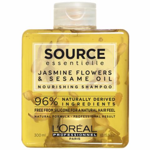 Шампунь для всех типов волос,Loreal Source Essentielle , 300 мл