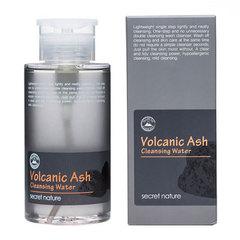 Secret Nature Volcanic Ash Cleansing Water - Очищающая вода с вулканическим пеплом