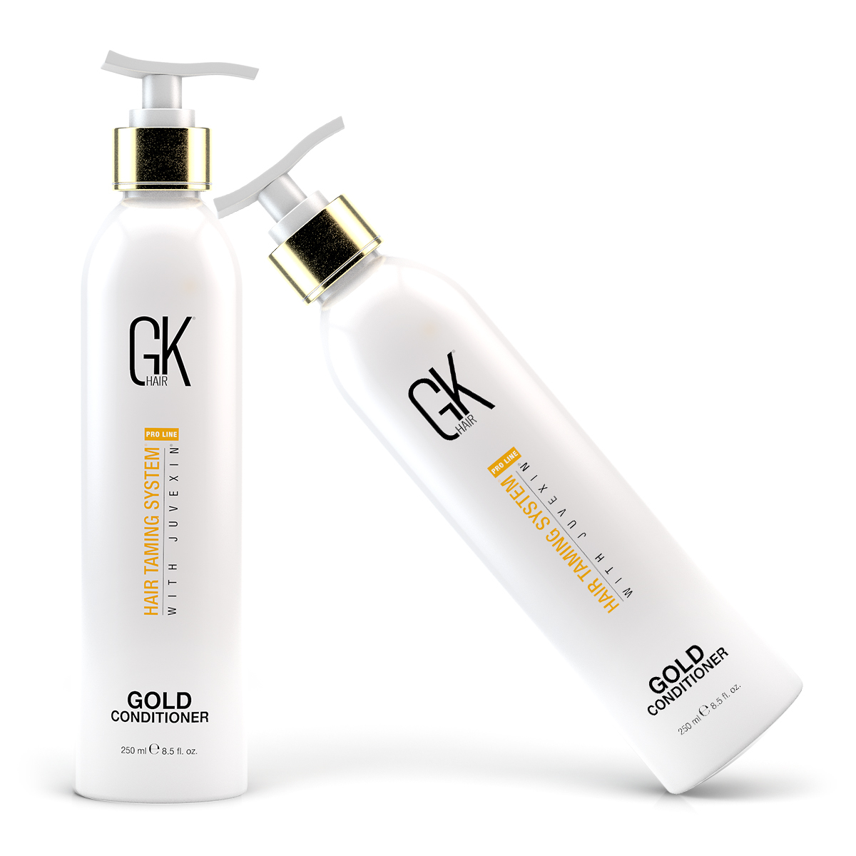 Кондиционер Global Keratin Gold Condinioner золотой250 мл.