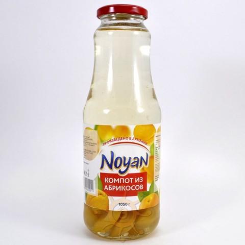 Компот из абрикоса Noyan, 1л