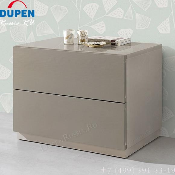 Тумба прикроватная DUPEN (Дюпен) М-141 песочная