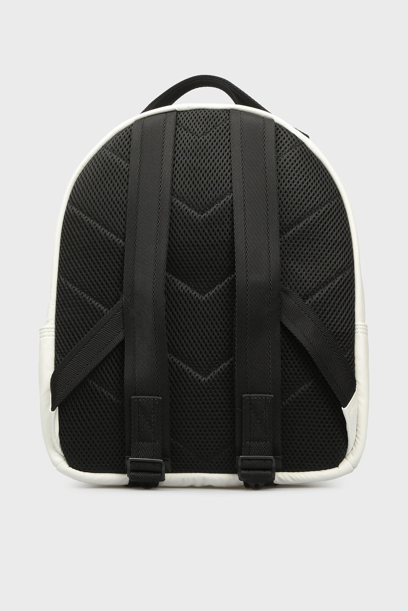 Женский белый рюкзак BOLDMESSAGE Diesel