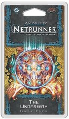 Android Netrunner LCG: The Underway Data Pack (SanSan Cycle)