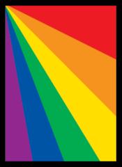 Legion Supplies - Rainbow Протекторы матовые 50 штук