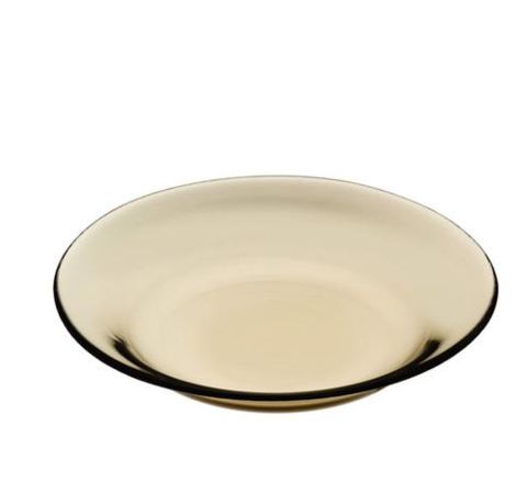 Тарелка порционная Pasabahce Invitation Bronze 22см  10331-1