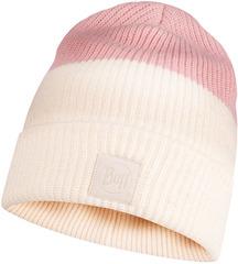 Вязаная шапка Buff Hat Knitted Yulia Cru