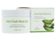 Крем-гель для лица с экстрактом алоэ The Skin House Aloe Fresh