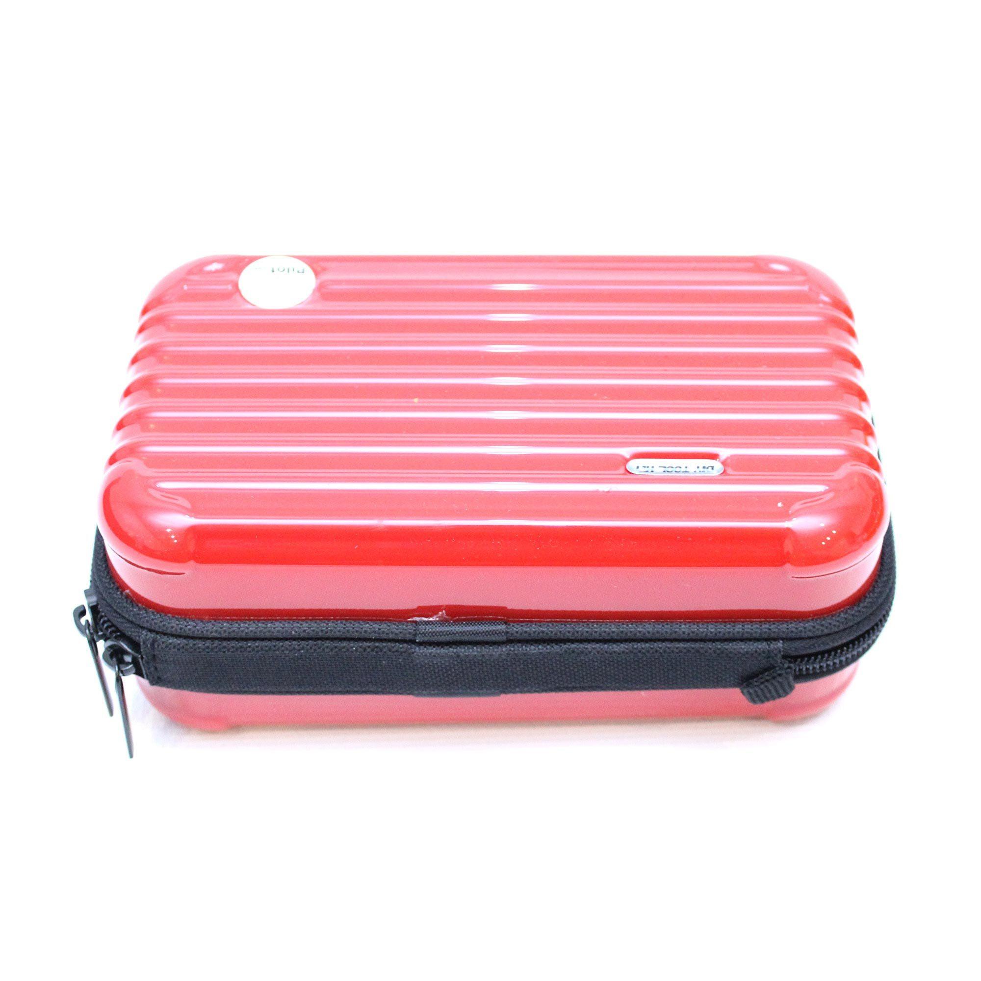 Большой набор инструментов Сoil Master DIY KIT 3 (Clone) красный кейс