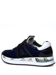 Комбинированные кроссовки Premiata Conny 4267 на шнуровке