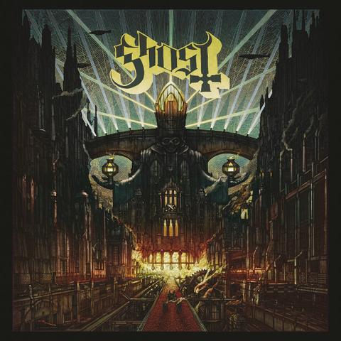 Ghost / Meliora (CD)