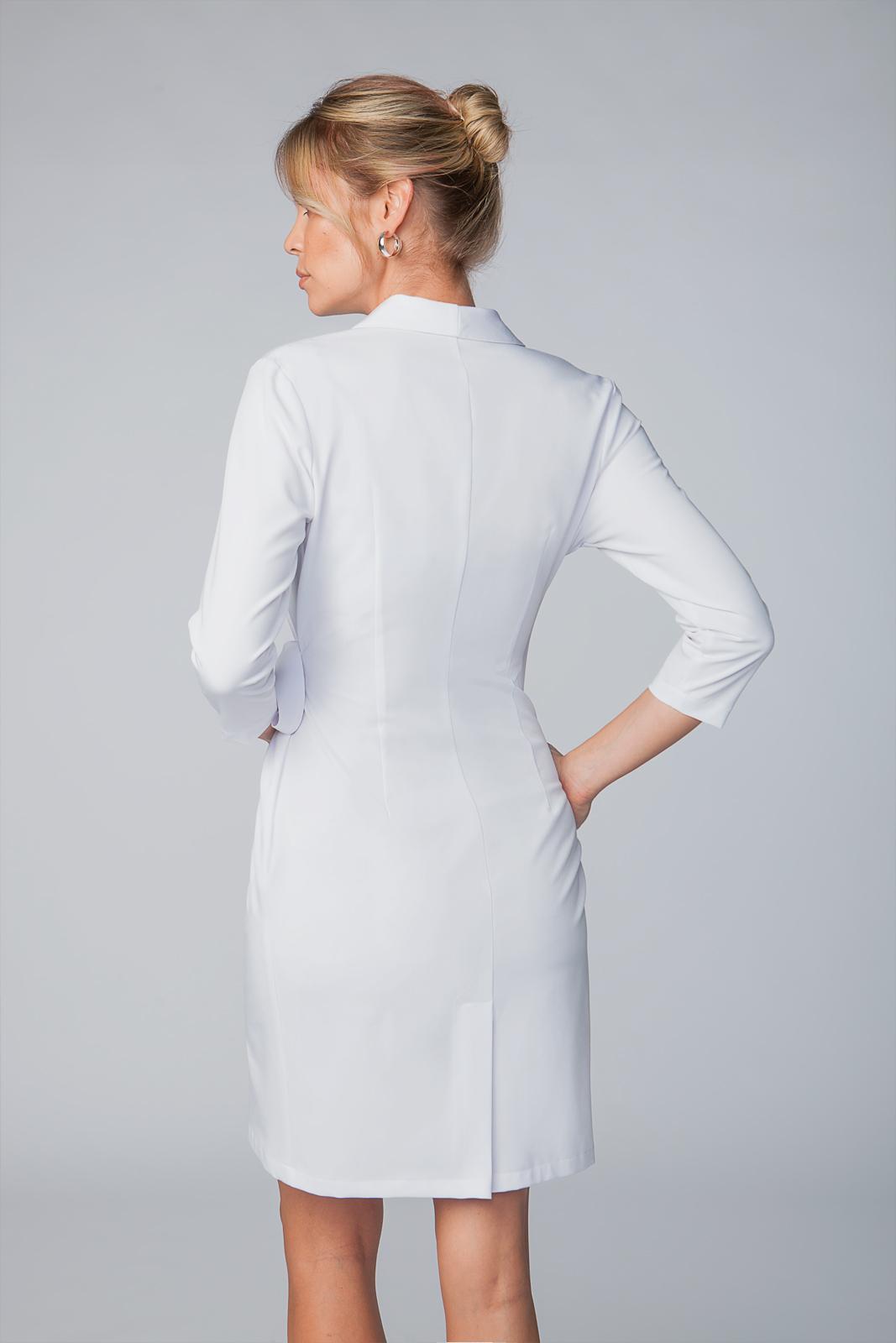 Медицинское платье на запах 4Doctors