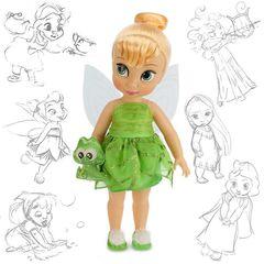 Кукла Динь-Динь, Дисней