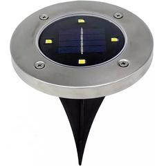 Садовый светильник на солнечных батареях