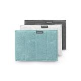 Набор чистящих салфеток из микрофибры 16x22 см, 3 шт, артикул 117725, производитель - Brabantia