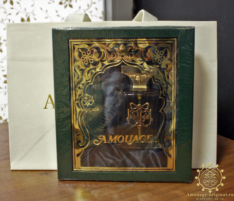 Amouage Gentlemens Gold Cologne