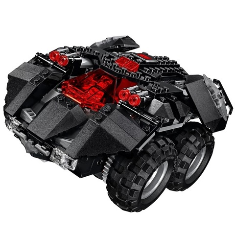 LEGO Super Heroes: Бэтмобиль с дистанционным управлением 76112 — App-Controlled Batmobile — Лего Супергерои ДиСи