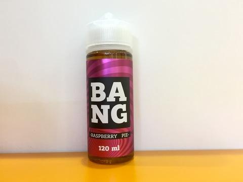Raspberry pie by BANG 120мл