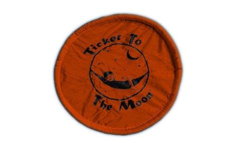 Картинка фризби Ticket to the Moon Pocket Frisbee Orange