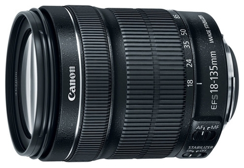 Canon EF-S 18-135mm f/3.5-5.6 IS STM (TAIWAN)