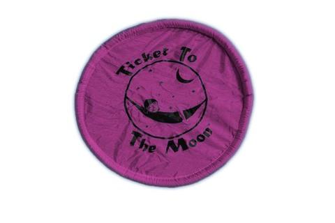 Картинка фризби Ticket to the Moon Pocket Frisbee Pink