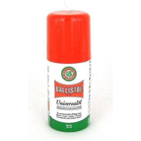 Масло оружейное Ballistol спрей 25 мл