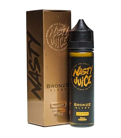 Nasty Juice Tobacco Жидкость Bronze Blend